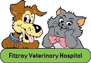 Fitzroy Vet Hospital VIC logo